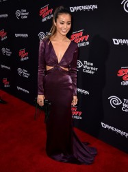 "Jamie Chung - Sin City: A Dame To Kill For"" Premiere in Hollywood 8/19/14"