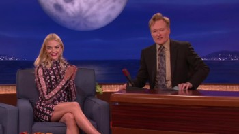 JAIME KING - HOT - Conan 08.20.14