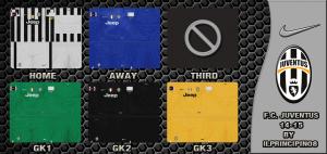 Download PES 2013 F.C. Juventus 14-15 GDB