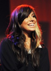 "Christina Perri performs during ""The Twilight Saga: Breaking Dawn: Part 1"" Concert Tour at the Buckhead Theatre 11/6/11"