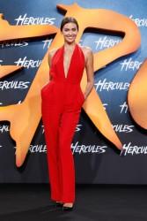 "Irina Shyk - ""Hercules"" Premiere in Berlin 8/21/14"
