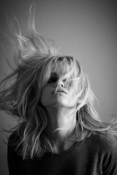 Alice Eve - Diego Uchitel Photoshoot for Violet Grey August 2014