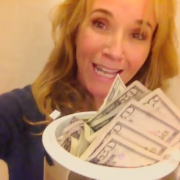Lea Thompson - ALS Ice Bucket Challenge - August 2014