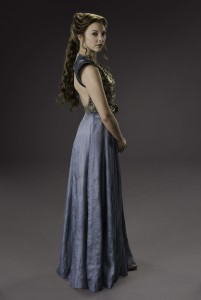 Natalie Dormer – Game ofThrones Season 4 promo stills – 3
