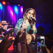 Jojo Levesque Performs at American University in Washington DC 08/23/14