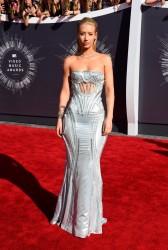 Iggy Azalea - 2014 MTV VMA Awards in LA 8/24/14