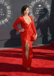 Demi Lovato - 2014 MTV VMA Awards in LA 8/24/14