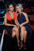 Julianne Hough & Nina Dobrev @ 33rd MTV Video Music Awards in Inglewood | August 24 | 3 pics