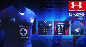 Download Cruz Azul Apertura 2014 GBD For PES2014 by BuNbUrYcRaFt