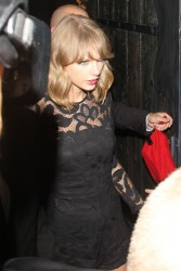Taylor Swift - MTV VMA Afterparty 8/24/14