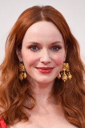 Christina Hendricks – 66th annual Primetime Emmy Awards, arrivals August