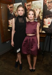 Emily Browning - 'God Help the Girl' Screening in NYC 8/25/14