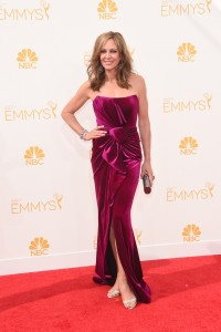 Allison Janney, 66th Annual Primetime Emmy Awards 08/25/14