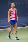 Victoria Azarenka @ Practice at the US Open in New York - August 24-2014 x5