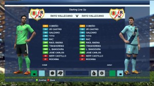 Rayo Vallecano 2014/2015 GDB by Ardhy Child For PES 2013