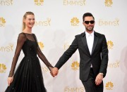 """Behati Prinsloo """"66th Annual Primetime Emmy Awards at the Nokia Theatre L.A. Live in Los Angeles"""" (25.08.2014) 18x  8d3572347858879"""