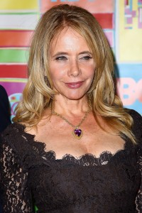 Rosanna Arquette, HBO's Emmy 2014 after party, 25/08/2014