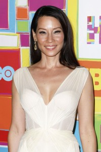 Lucy Liu, HBO's Emmy 2014 after party, 25/08/2014