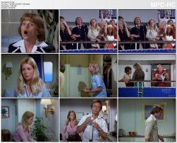 MEREDITH BAXTER BIRNEY - love boat - ''Captain & Lady; One If By Land; Centerfold''