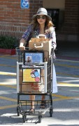 Jessica Alba shopping at Ralphs in Malibu August 30-2014 x30