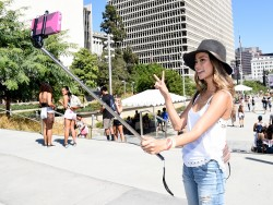 0aada6348525271 Jamie Chung at the 2014 Budweiser Made in America Festival in Los Angeles   August 30, 2014   24 HQ candids