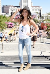 7a6cfc348525438 Jamie Chung at the 2014 Budweiser Made in America Festival in Los Angeles   August 30, 2014   24 HQ candids