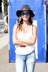 8937a5348525524 Jamie Chung at the 2014 Budweiser Made in America Festival in Los Angeles   August 30, 2014   24 HQ candids