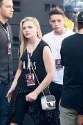 Chloe Moretz Attends American Eagle Outfitters Celebrates The Budweiser Made in America Music Festival August 31-2014 x6