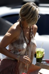 Elsa Pataky Shopping in L. A. 01-09-2014