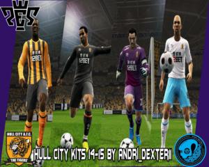 Download Hull City Kits 14-15 by Andri_dexter11
