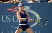 Eugenie Bouchard @ U.S. Open tennis tournament in New York - September 1-2014 x4