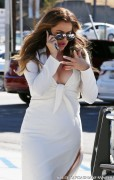 Khloe Kardashian - Shopping in LA 9/1/14