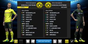Download PES 2013 Borussia Dortmund Champions League 2014-2015 Full GDB by BK-201