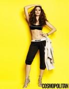 Emmy Rossum - Cosmopolitan Magazine Oct 2014