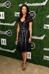 Lucy Liu - 2014 Couture Council Award Luncheon Benefit honoring Carolina Herrera in NYC 9/3/14