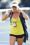 Martina Hingis - US Open 2014  in Flushing September 3-2014 x12