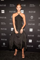 Karlie Kloss - Harper's Bazaar Celebrates ICONS by Carine Roitfeld event in NYC 9/5/14
