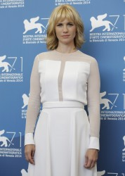 January Jones Good Kill Photocall in Venice 05-09-2014