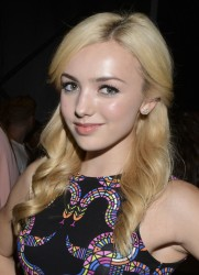 Peyton Roi List - Mara Hoffman fashion show in NYC 9/6/14