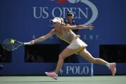 Caroline Wozniacki US Open semi final match in New York September 5-2014 x31
