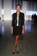 Stacy Keibler @ Helmut Lang Fashion Show in NY | September 6 2013 | 16 pics