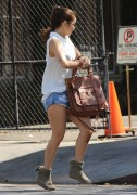 Brenda Song - Out & About in Studio City 9/6/14