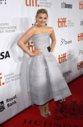"Chloe Grace Moretz - ""The Equalizer"" Premiere during 2014 Toronto International Film Festival 9/7/14"