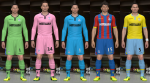 Download Crystal Palace 14-15 GDB by Santy Argentina For PES 2014