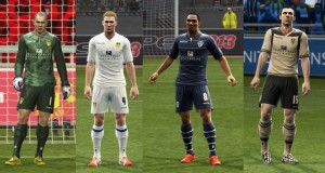 Download Leeds United 14-15 Kits by Ikaru111