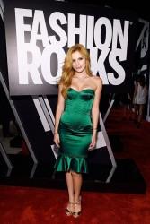 Bella Thorne - 2014 Fashion Rocks in NYC 9/9/14