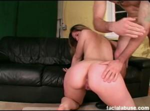 caught my girlfriend cock