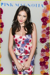 Ryan Newman - Pink Magnolia fashion presentation in New York 9/9/14