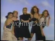 Roxann Dawson - Nightingales (negligee/leotard/bra)