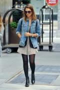 Jessica Alba - out in Soho, NY September 11-2014 x48